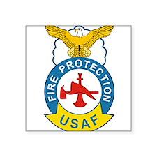 us_fire_fighter Sticker