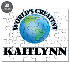 World's Greatest Kaitlynn Puzzle