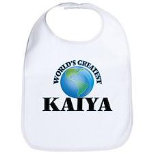World's Greatest Kaiya Bib