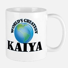 World's Greatest Kaiya Mugs