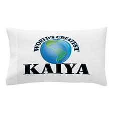 World's Greatest Kaiya Pillow Case