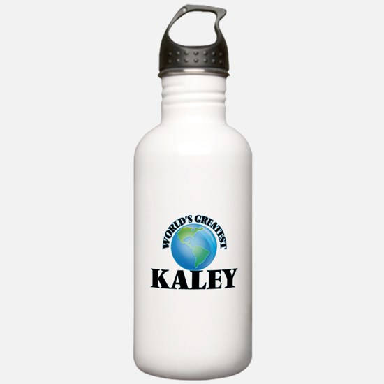 World's Greatest Kaley Sports Water Bottle