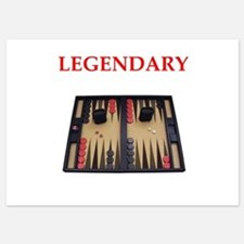 backgammon Invitations