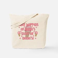 pinknanas.png Tote Bag