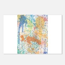 splashes Postcards (Package of 8)