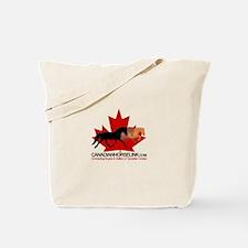 Canadian Horse Link Tote Bag