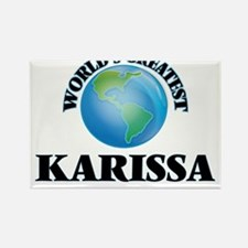 World's Greatest Karissa Magnets