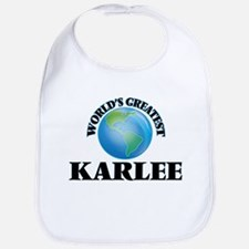 World's Greatest Karlee Bib