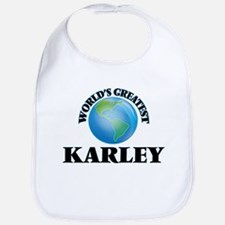 World's Greatest Karley Bib