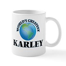 World's Greatest Karley Mugs