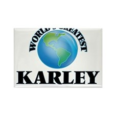 World's Greatest Karley Magnets
