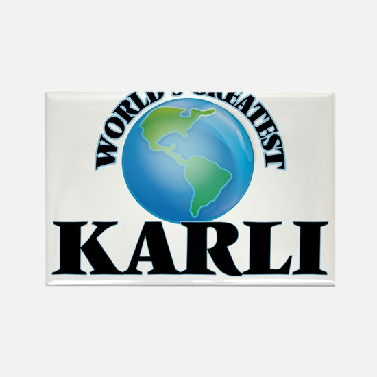 World's Greatest Karli Magnets
