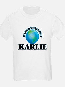 World's Greatest Karlie T-Shirt