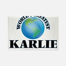 World's Greatest Karlie Magnets