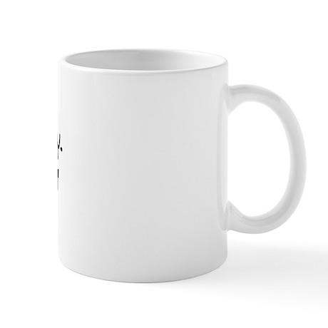 Wake Up Grumpy - him Mug