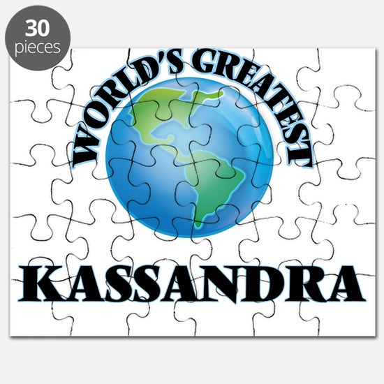 World's Greatest Kassandra Puzzle