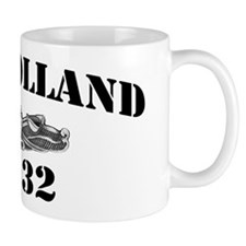 USS HOLLAND Mug