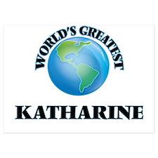 World's Greatest Katharine Invitations