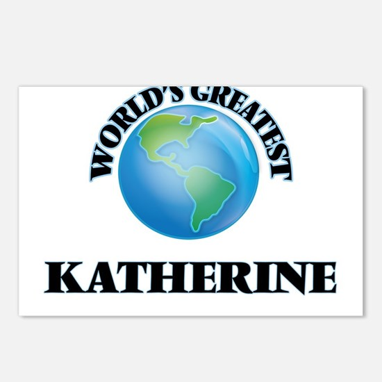 World's Greatest Katherin Postcards (Package of 8)