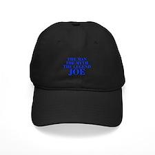 The Man Myth Legend JOE-bod blue Baseball Hat