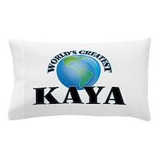 World's Greatest Kaya Pillow Case