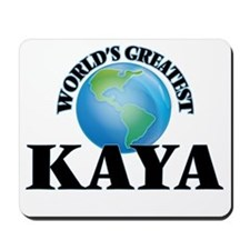 World's Greatest Kaya Mousepad