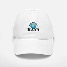World's Greatest Kaya Baseball Baseball Cap