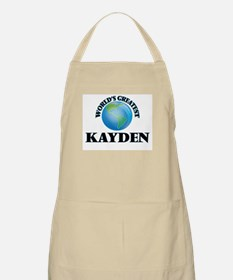 World's Greatest Kayden Apron