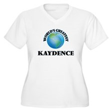 World's Greatest Kaydence Plus Size T-Shirt