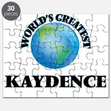 World's Greatest Kaydence Puzzle