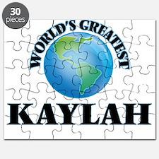 World's Greatest Kaylah Puzzle
