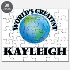 World's Greatest Kayleigh Puzzle