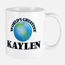 World's Greatest Kaylen Mugs