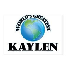 World's Greatest Kaylen Postcards (Package of 8)
