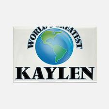 World's Greatest Kaylen Magnets