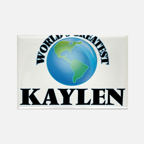 World's Greatest Kaylen Magnets