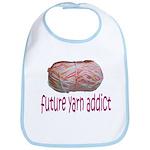 Future Yarn Addict Bib