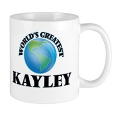 World's Greatest Kayley Mugs