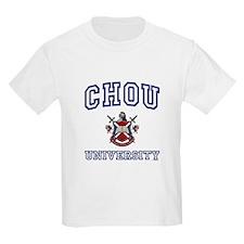 CHOU University T-Shirt