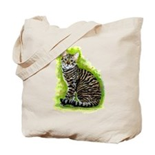 Toyger Tote Bag