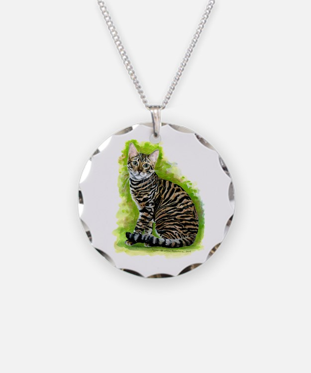 Toyger Necklace