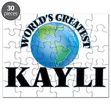 World's Greatest Kayli Puzzle