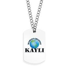 World's Greatest Kayli Dog Tags