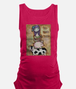 Be Their Voice Maternity Tank Top