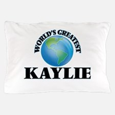 World's Greatest Kaylie Pillow Case