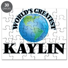 World's Greatest Kaylin Puzzle