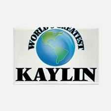 World's Greatest Kaylin Magnets