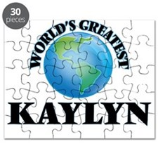 World's Greatest Kaylyn Puzzle