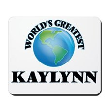 World's Greatest Kaylynn Mousepad