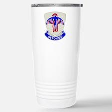 501-Parachute-Infantry- Travel Mug